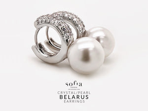 Belarus Earrings - Sofiakorea