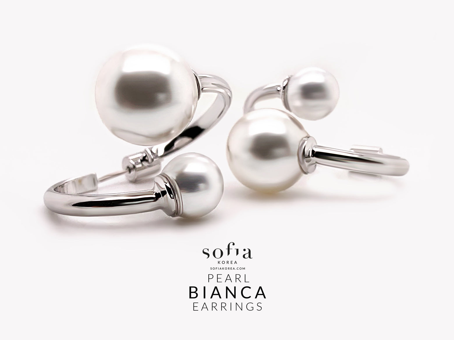 Bianca Earrings - Sofiakorea