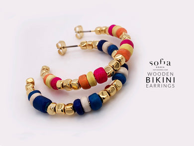 Bikini Earrings - Sofiakorea