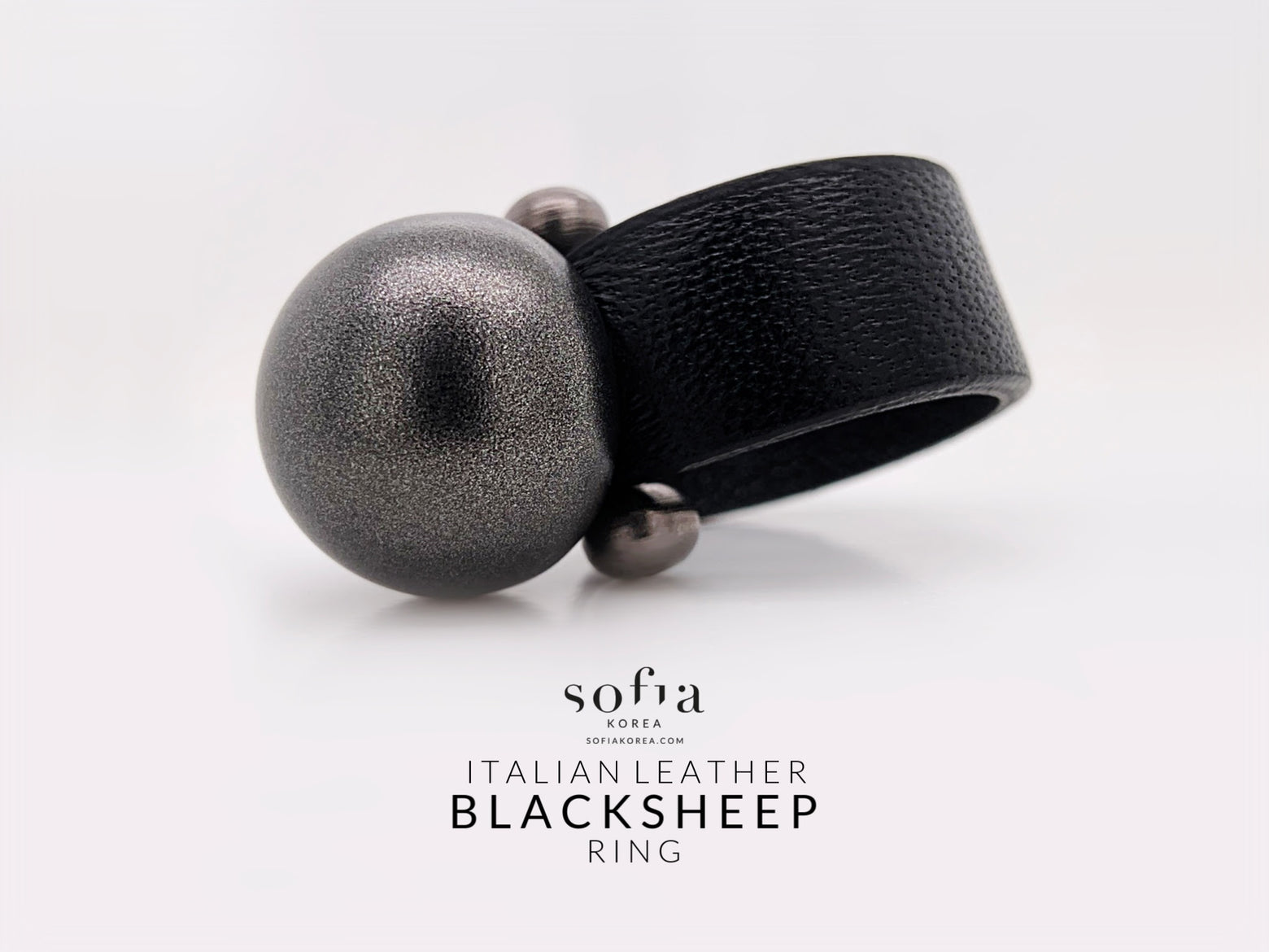 Blacksheep Ring - Sofiakorea