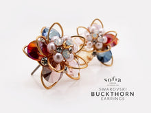 Buckthorn Earrings - Sofiakorea