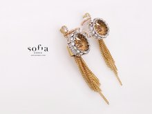 Coronet Earrings - Sofiakorea