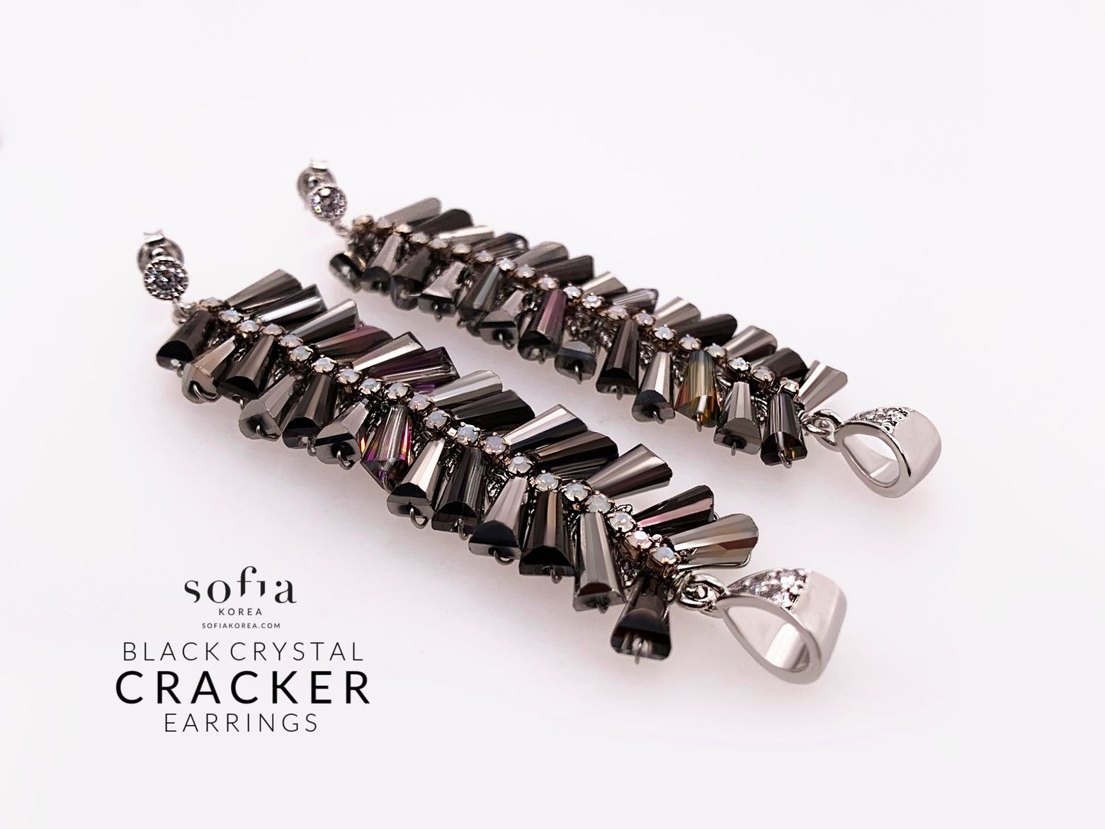 Cracker Earrings - Sofiakorea
