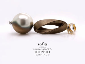 Doppio Earrings - Sofiakorea