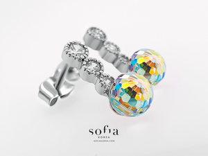 Droplette Earrings - Sofiakorea