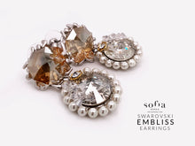 Embliss Earrings - Sofiakorea