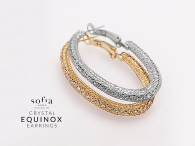 Equinox Earrings - Sofiakorea