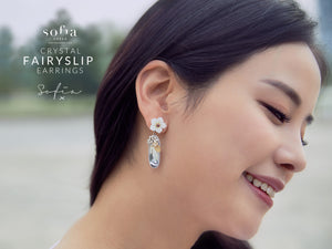 Fairyslip Earrings - Sofiakorea
