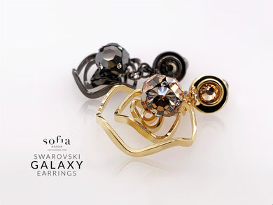 Galaxy Earrings - Sofiakorea