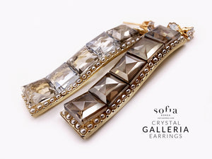 Galleria Earrings - Sofiakorea