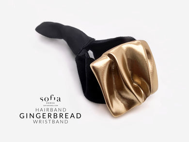 Gingerbread Hairband - Sofiakorea
