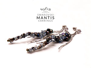 Mantis Earrings - Sofiakorea
