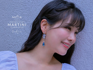 Martini Earrings - Sofiakorea