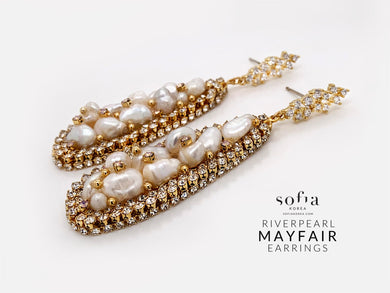 Mayfair Earrings - Sofiakorea