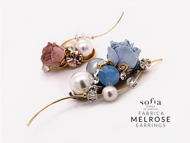 Melrose Earrings - Sofiakorea