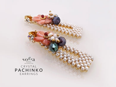 Pachinko Earrings - Sofiakorea