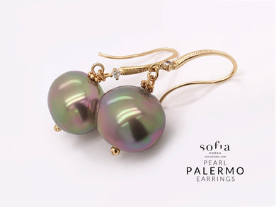 Palermo Earrings - Sofiakorea