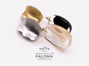 Paloma Earrings - Sofiakorea