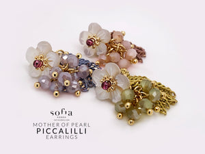 Piccalilli Earrings - Sofiakorea
