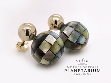Planetarium Earrings