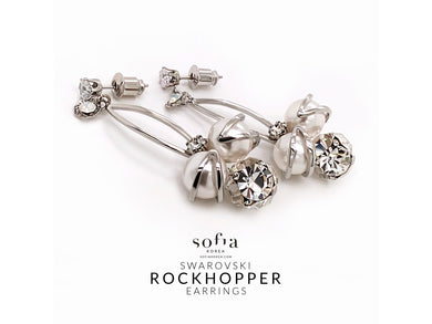 Rockhopper Earrings - Sofiakorea