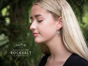 Rocksalt Earrings - Sofiakorea