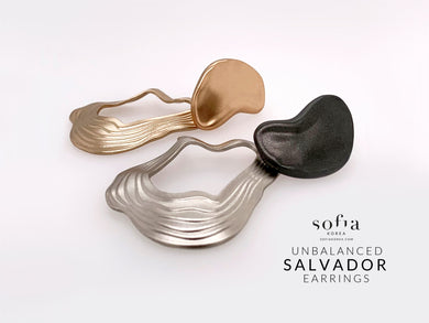 Salvador Earrings - Sofiakorea