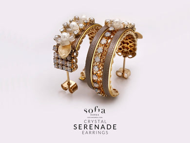 Serenade Earrings - Sofiakorea