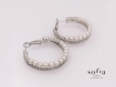 Soju Earrings - Sofiakorea