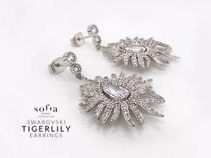 Tigerlily Earrings - Sofiakorea