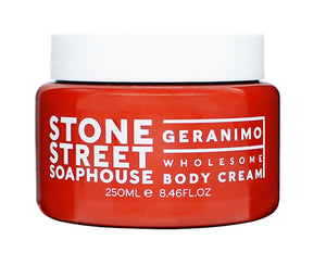 Geranimo Wholesome Body Cream
