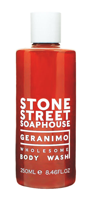 Geranimo Wholesome Body Wash