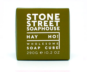 Hay Ho! Wholesome Soap Cube