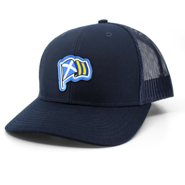 MG Pin (Blue) Snapback