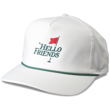 Hello Friends Rope Snap-Back