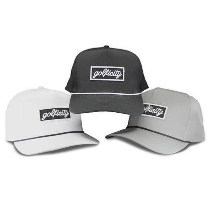 Patrons Only Performance Rope Snap-Back
