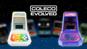 Coleco Mini 2 Pack! (One of Each Machine)