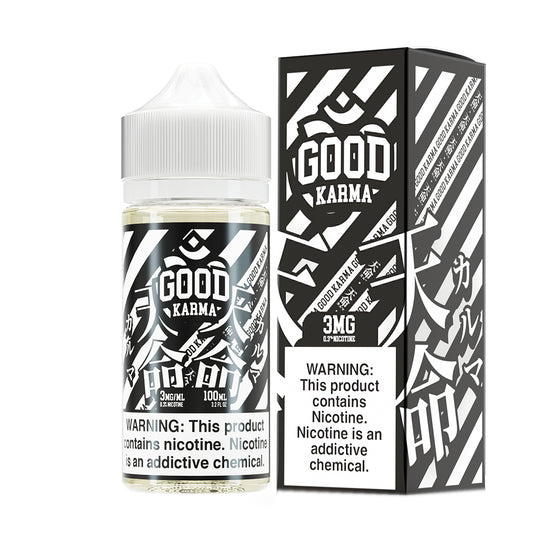 Good Karma - Karma Vape Co. 100ml