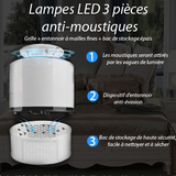 Lampe Anti-moustique Zen-Moust'X