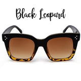 Hollywood Glam Rivet Sunglasses