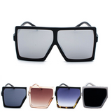 Gradient Oversized Sunglasses New