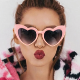 Love Heart Sunglasses for Women