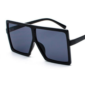 Gradient Oversized Sunglasses