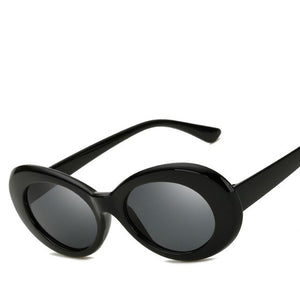 Retro Vintage Oval Round Sunglasses for Women - On Sale! FREE SHIPPING!!!