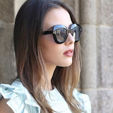 Rivet Big Frame Sunglasses