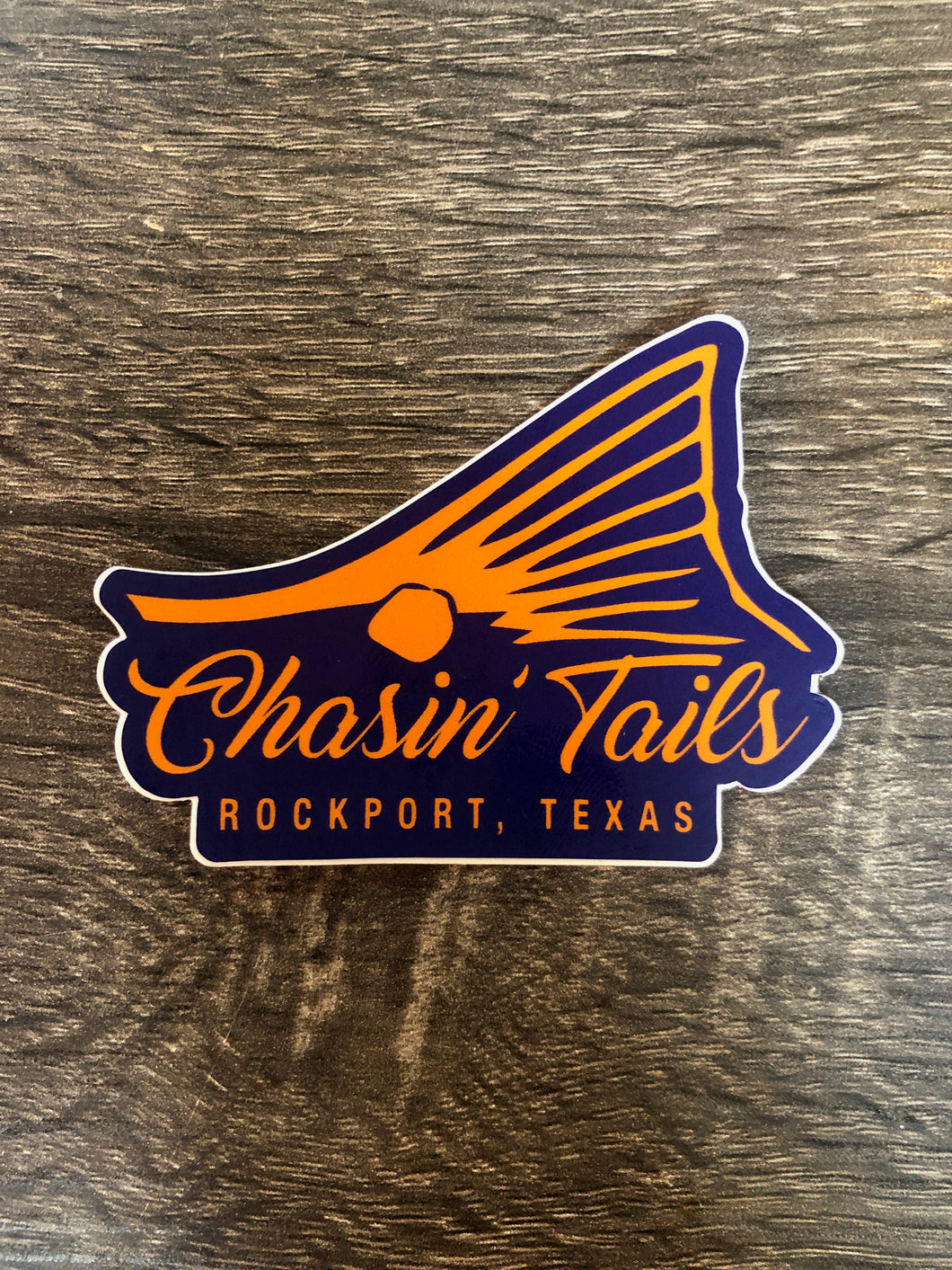 Chasin' Tails Stickers