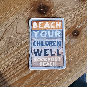 Beach Your Children
