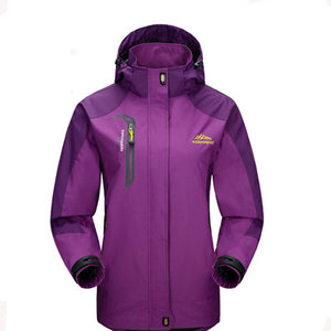 Women Outdoor Hiking Jacket - hikerware