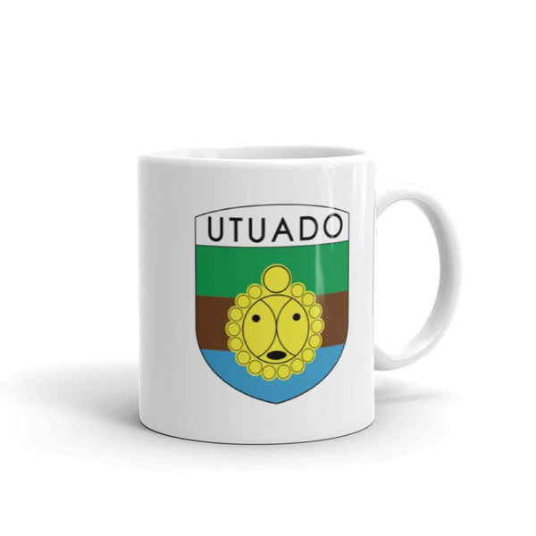 Utuado Flag Coffee Mug - Best Puerto Rico Mug