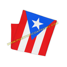 Load image into Gallery viewer, Puerto Rico Flag Face Mask Shield | Neck Gaiter